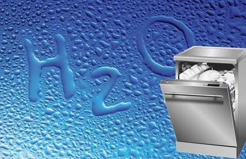 Как да разберете твърдостта на водата за съдомиялна машина