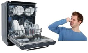 мирис в миялната машина