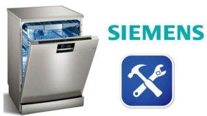 Popravak perilice posuđa tvrtke Siemens