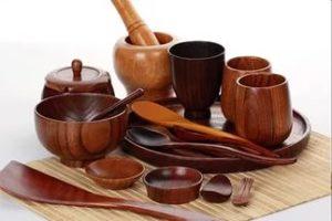 дървени съдове