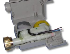 aquastop в съдомиялни машини Bosch