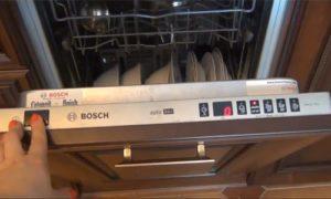 как да включите миялната машина
