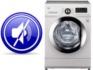 Как да изключите музиката на пералнята на LG