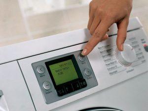 Пералнята не превключва режимите на пране