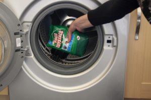 Предотвратяване на пералня