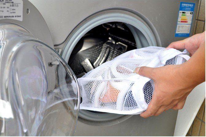 Избор и използване на чанта за пране на маратонки