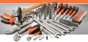 verktøyene
