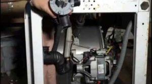 atlas vaskemaskin pumpe