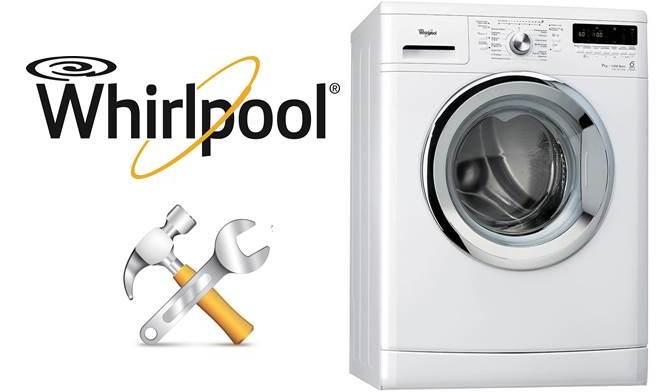 Неизправности на пералните машини Whirlpool