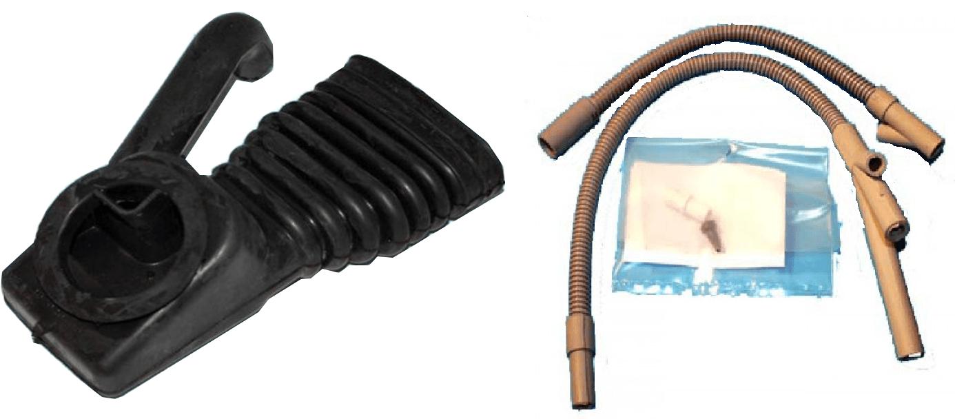 разклонителни тръби и маркучи