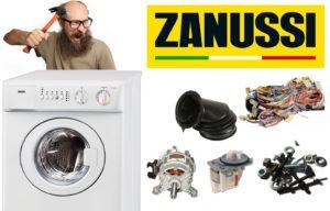 כיצד לפרק מכונת כביסה בזאנוסי