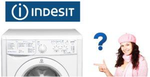 Как да използвате пералня Indesit