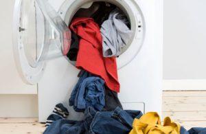 Пералнята не измива нещата добре