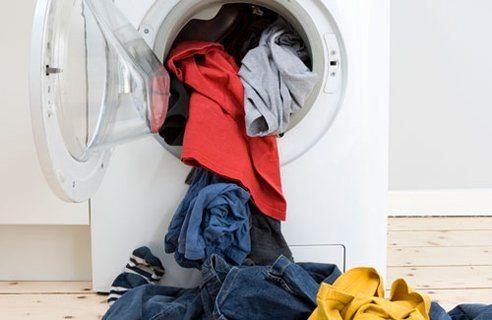 A mosógép nem mossa jól a dolgokat