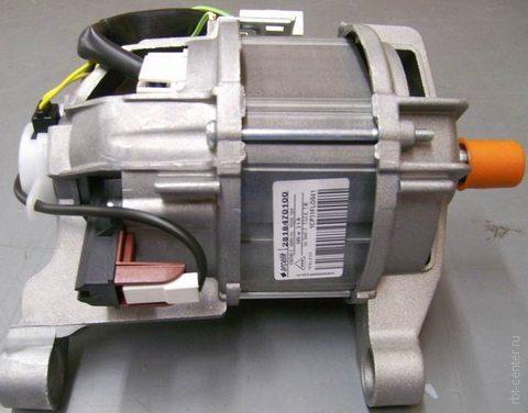 Каква е мощността на електродвигателя на пералнята?