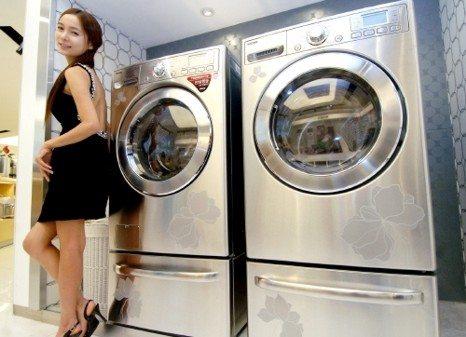 Корейски перални машини