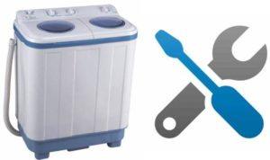 Ремонт на полуавтоматични перални машини