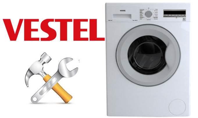 Направете сами ремонт на пералня Vestel