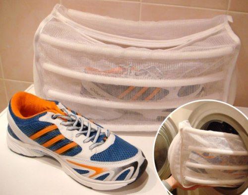 Чанта за миене на обувки