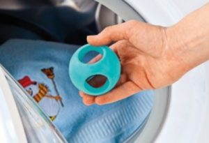 Magnetkule til vaskemaskin