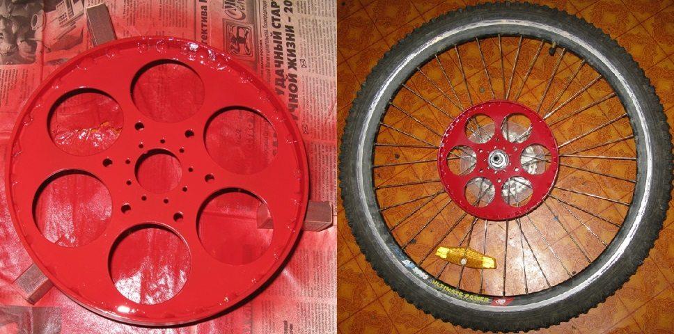 колело за велосипеди