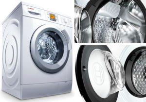 Model mesin basuh Bosch - yang mana satu untuk dipilih?