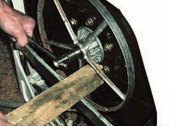 חסום את הגלגלת