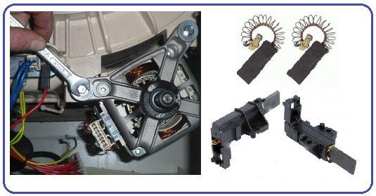 Как да смените четките на пералня Bosch