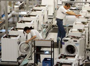 Производство на машини на Bosch