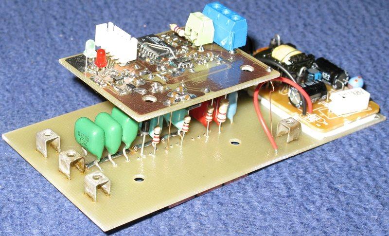 чип модул за управление на мотора