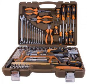 комплект инструменти за разглобяване на пералня