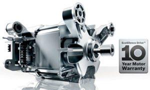 Новият инверторен двигател на LG