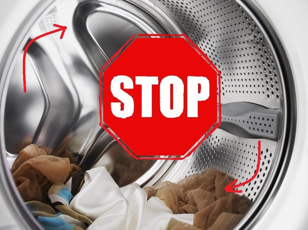 Пералнята Indesit не върти барабана