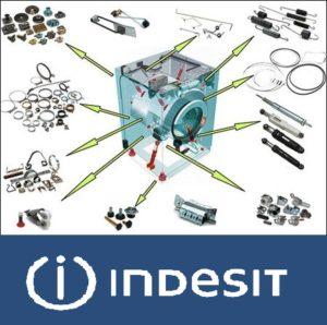 Az Indesit mosógép szétszerelése