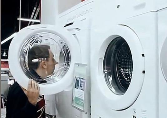 Как да проверите пералнята без да се свързвате с вода