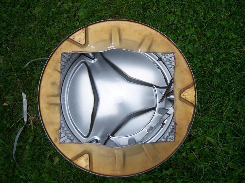 дупка в барабана