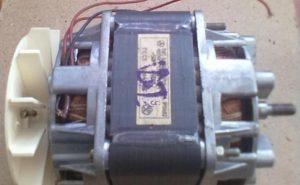 motore dalla lavatrice