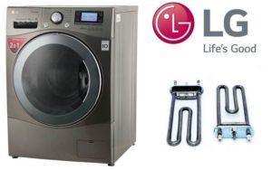 Hogyan cseréljük ki az LG mosógép fűtőelemét?