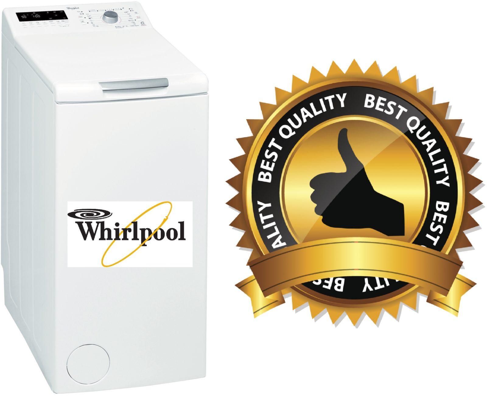 Най-добрата перална машина с най-високо зареждане