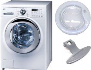 Ručka perilice rublja je pukla - kako otvoriti?