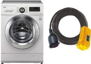 Pelanjutan untuk mesin basuh