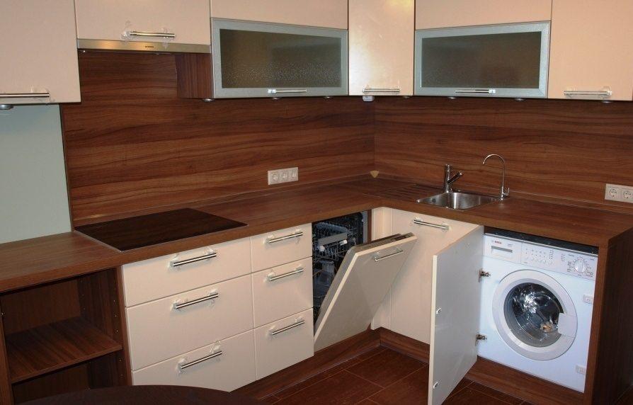 монтаж на пералня и съдомиялна машина
