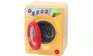 Mesin basuh - mainan untuk kanak-kanak perempuan