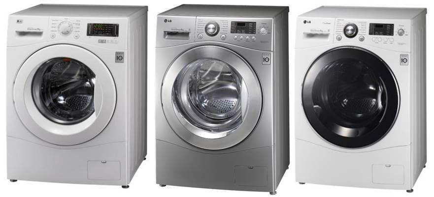 перални машини LG