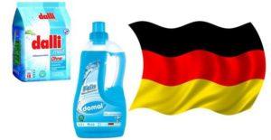 Njemački prašak za pranje