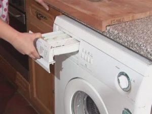 מגש מכונת כביסה