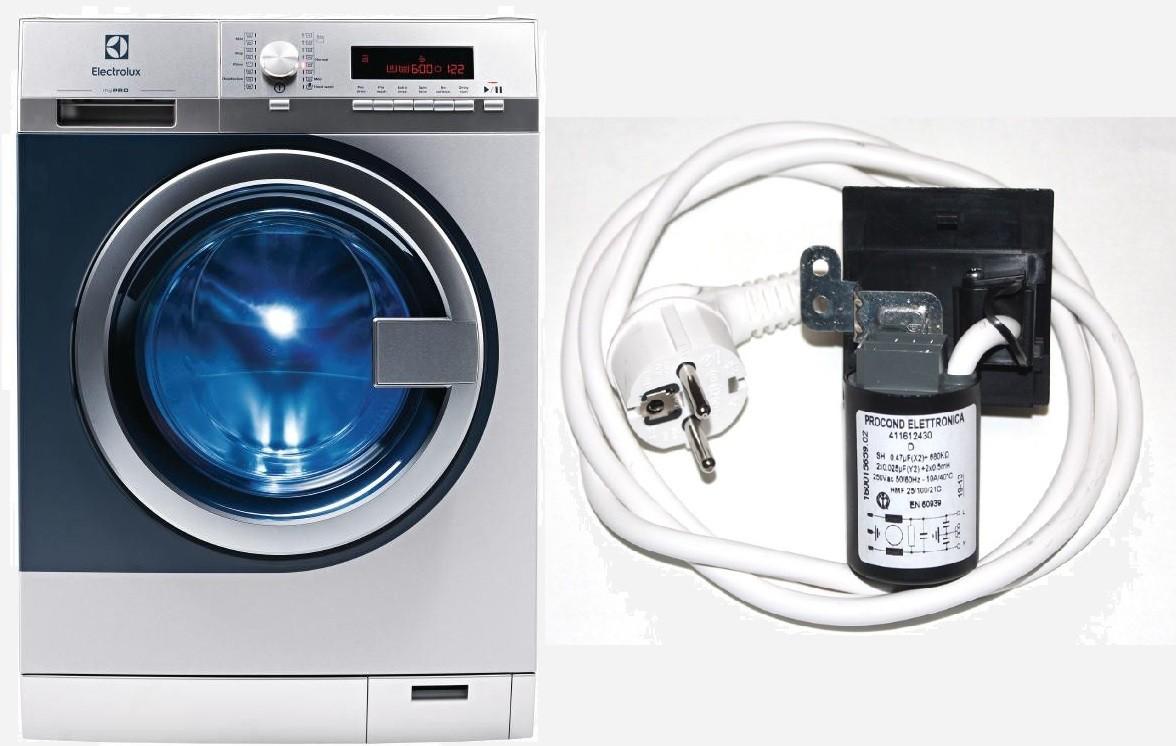 Bagaimana untuk menukar penapis bunyi di mesin basuh