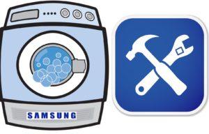 Пералнята на Samsung не се изтръгва