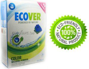 Ekološki prah za pranje rublja