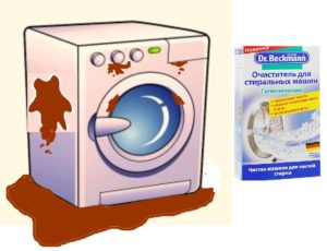 Pembersih mesin basuh